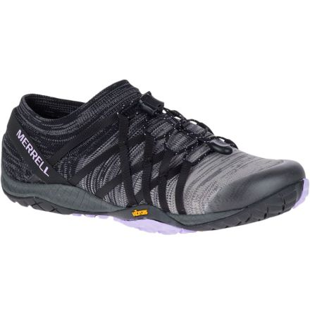 W's Merrell - Trail Glove 4 Knit - Black