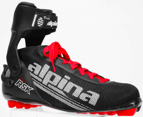 Alpina RSK Summer Skate - Black