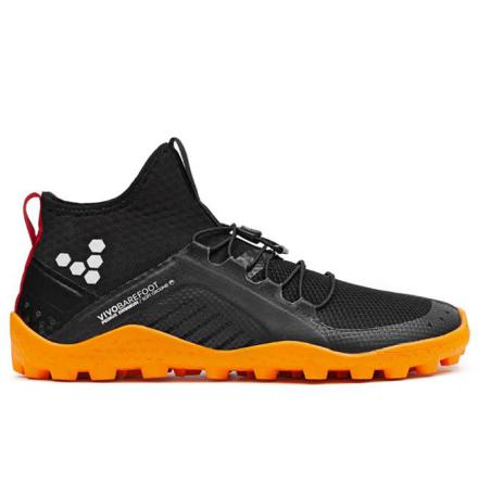 M's VivoBarefoot - Primus Swimrun Boot SG - Black/Orange