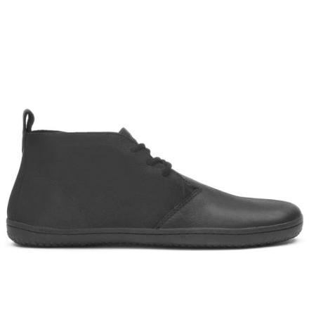 W's VivoBarefoot - Gobi II - Leather Black/hide