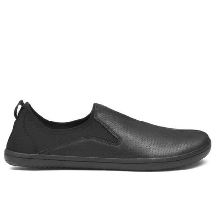 M's Vivobarefoot - Slyde - Leather Black