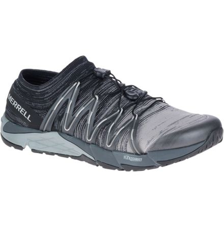 W's Merrell - Bare Access Flex Knit - Black