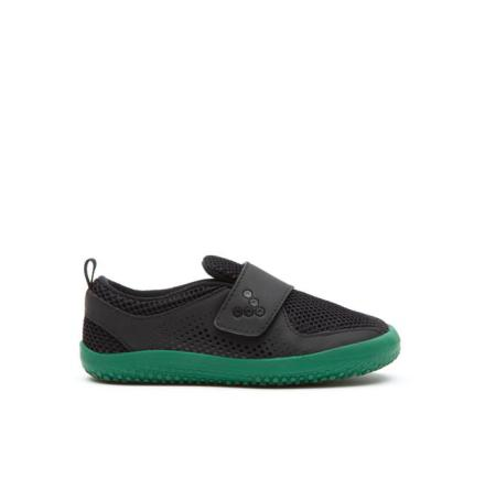 Vivobarefoot - Mini Primus Kids - Black/Green