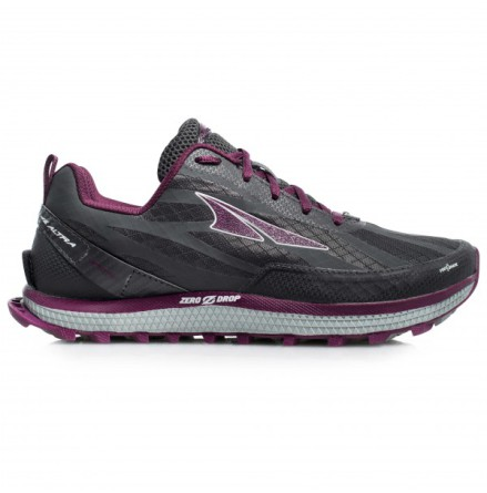 W's Altra - Superior 3,5 - Gray/ Purple
