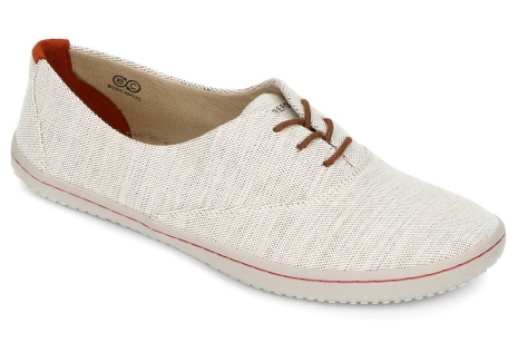W's VivoBarefoot - Joy Canvas Natural 41