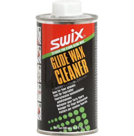 SWIX - Glide Wax Flour Cleaner - 500 Ml
