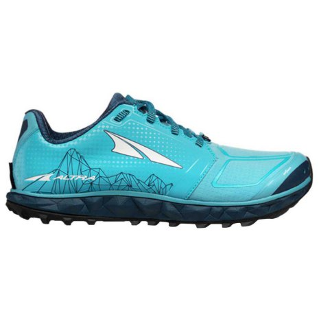 W's Altra - Superior 4 Light Blue