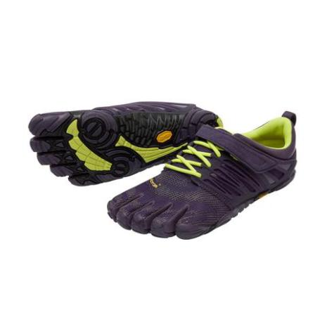 W's FiveFingers - V-Train - Nightshade safety Yellow