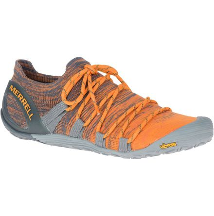 M's Merrell - Vapor Glove 4 3D Knit - Orange/Monument