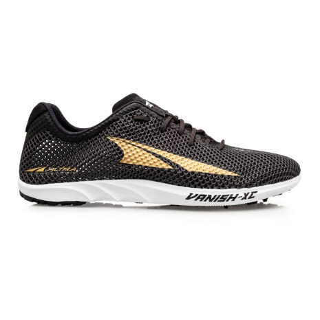 M's Altra - Vanish XC-M Black/Gold