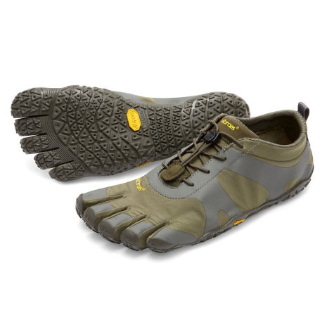 M's Vibram FiveFingers - V-Alpha - Military/Dark Grey