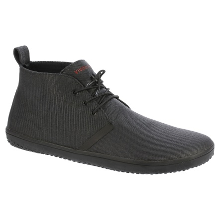 M's VivoBarefoot - Gobi II - Canvas WP - Black