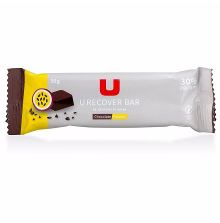 Umara - U Recovery bar - Chocolate/Passion (50 g)