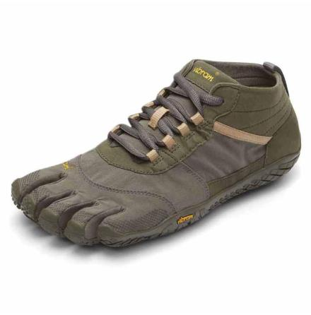 M's Vibram FiveFingers - V-Trek Military/Dark Grey