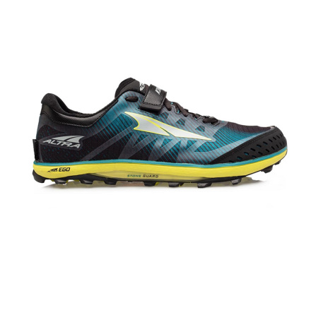 M's Altra King MT 2 - Teal/Lime