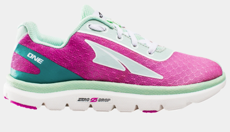 Altra One JR - Fuschia/Mint