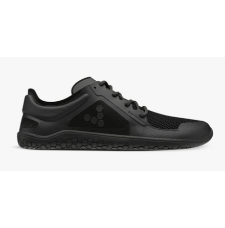 W's Vivobarefoot - Primus Lite II Recycled - Obsidian
