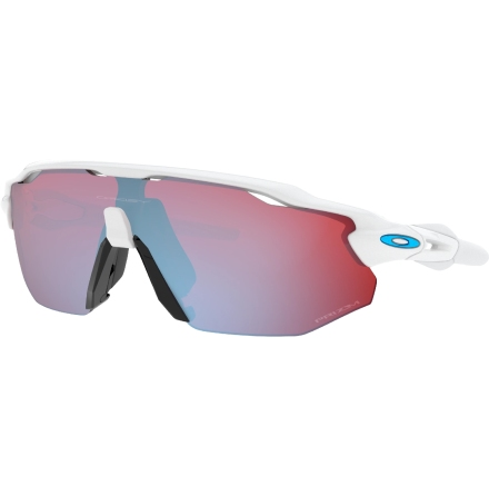 Oakley Radar EV Advancer - Polished White/Prizm Snow Sapphire