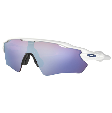 Oakley Radar EV Path - Polished White/Prizm Snow Sapphire
