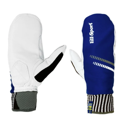 Lillsport Celsius Race Mitt Royal Blue
