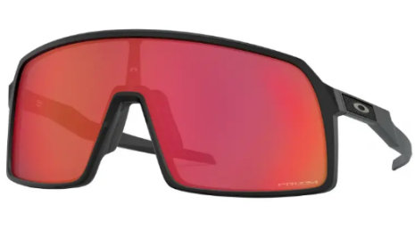 Oakley Sutro - Matte Black/Prizm Trail Torch