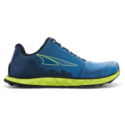 M's Altra Superior 4,5 - Blue/Lime