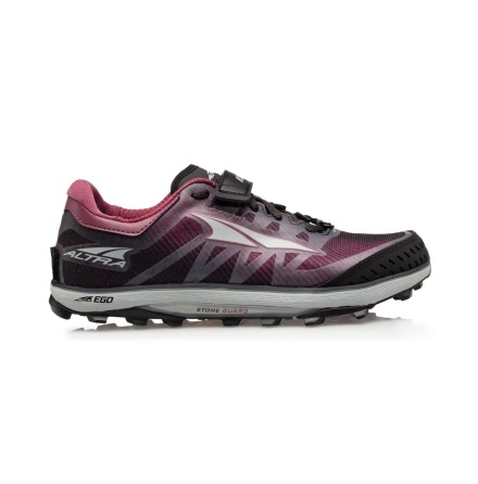 W's Altra King MT 2 - Black/Rose