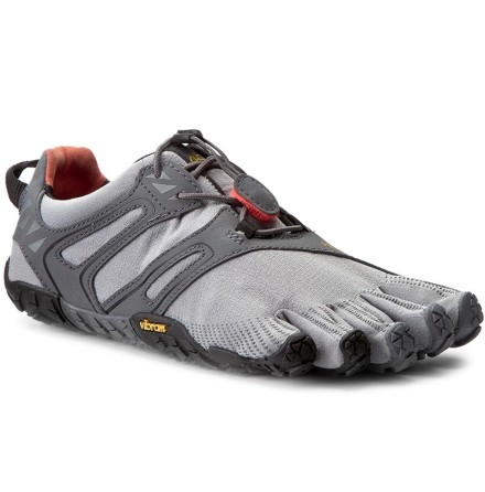 W's Vibram FiveFingers - V-Trail - Grey/Black/Orange