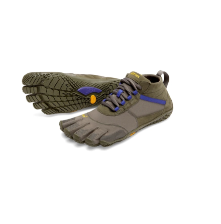W's Vibram FiveFingers - V-Trek Military/Purple