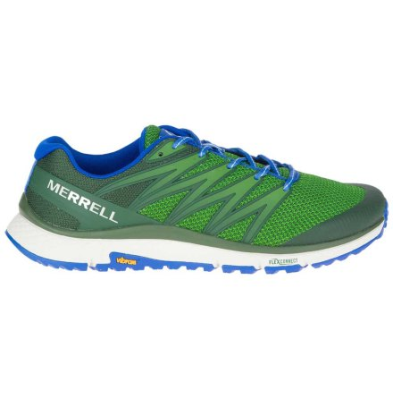 M's Merrell - Bare Access XTR - Green/Blue