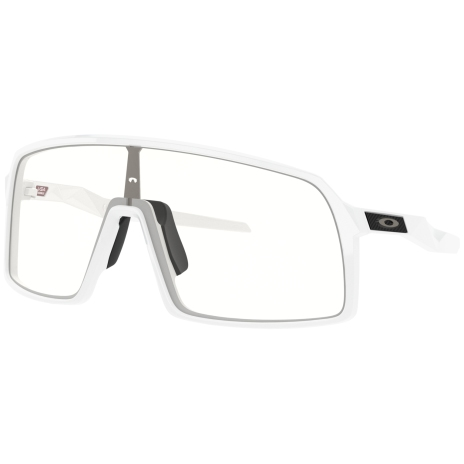 Oakley Sutro - Polished White/Clear