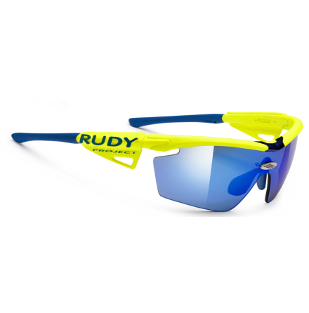 Rudy Project Genetyk Racing Fluo Pro - Multilaser