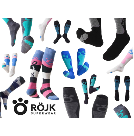 Röjk - Prima Loft Footgloves