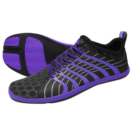 ZEMgear - 2Cinch Round Toe Plum