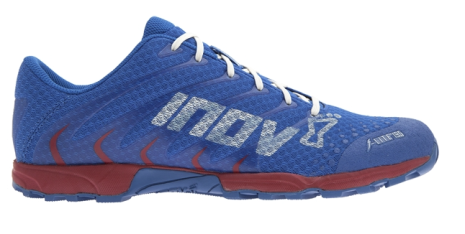 Inov8 F-lite 195 - Unisex, Blue/Chili/White