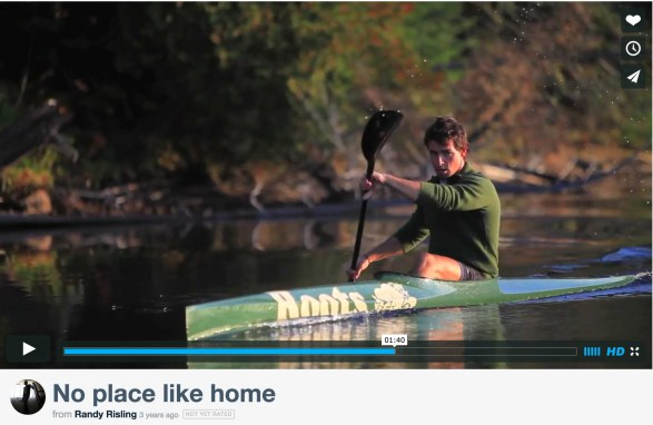 No place like home - Vimeo film