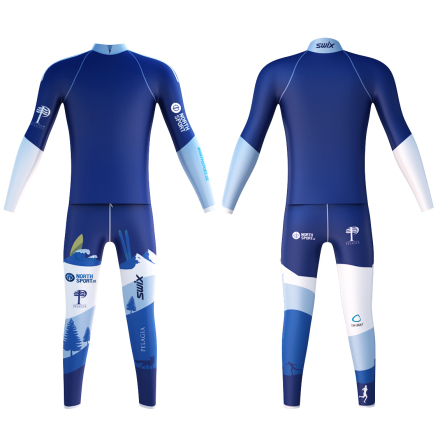 Swix - Team IGNE race suit by Northsport
