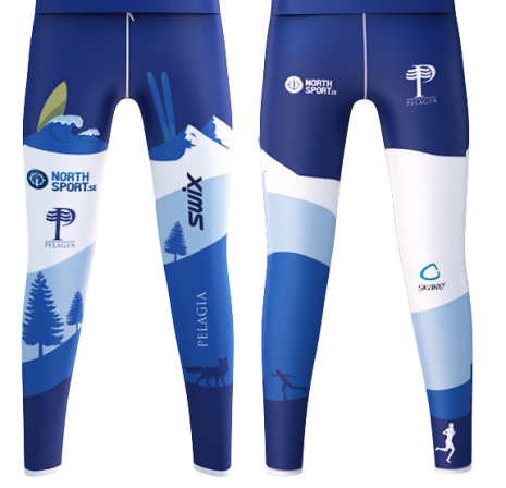 Swix - Northsport tights by Skare
