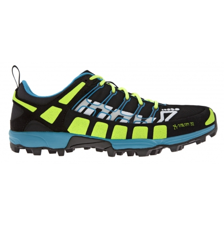 Inov8 X-Talon 212 - Unisex - Black/Blue - Standard fit - EU38