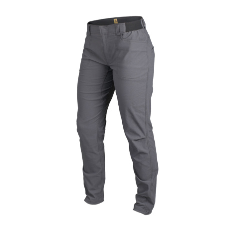 Röjk - Chicks Atlas Pants - Salmiak