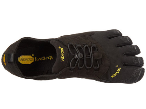W's Vibram FiveFingers Trek Ascent Insulated Winter Black