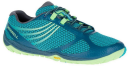 W's Merrell Barefoot Pace Glove 3 - Turquoise