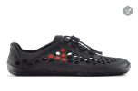 W's VivoBarefoot Ultra II - Black/Red