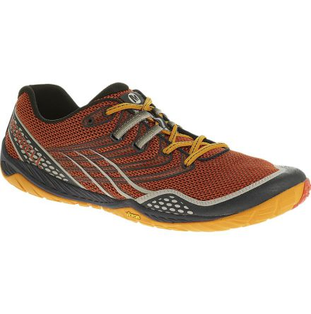 M's Merrell Barefoot Trail Glove 3 - Spicy Orange