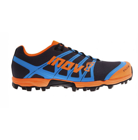 Inov8 X-Talon 200 - Grey/Orange/Blue Standard Fit
