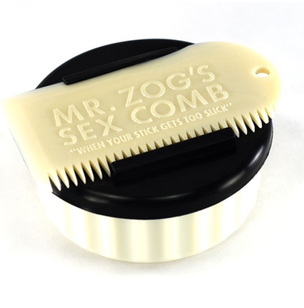 Mr. Zogs Sex Wax Container