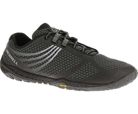 W's Merrell Barefoot Pace Glove 3 - Black