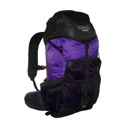 OMM - Classic Mountain Marathon 25 - Black/Purple