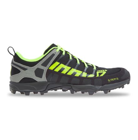 M's Inov8 X-Talon 212 - UNISEX Precision fit - Black/Neon Yellow/Grey