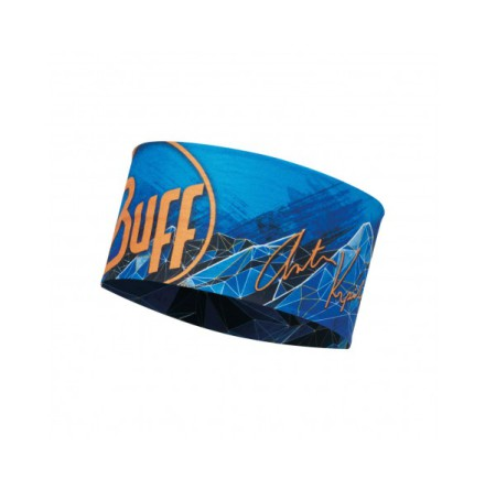 Buff - Anton Krupicka Headband - Blue